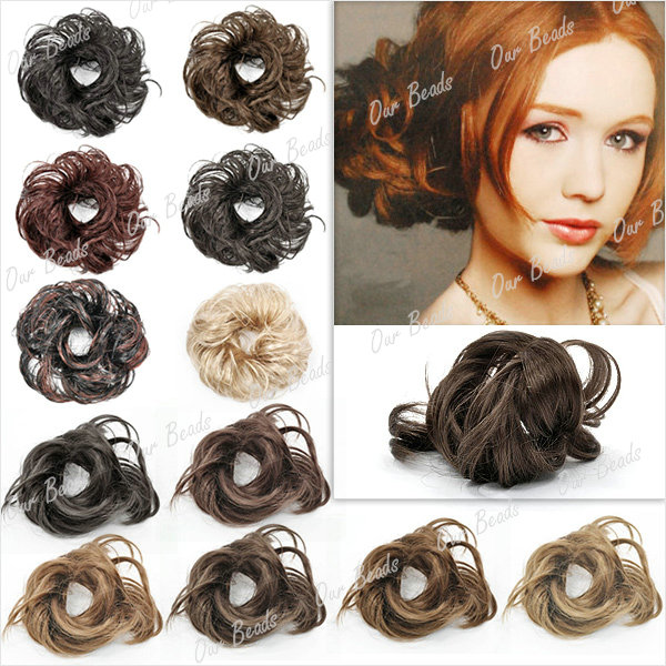 Scrunch Wig Pony Hair Extension 103