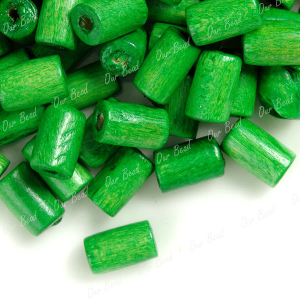Wholesale-450pcs-wooden-beads-8x5mm-tube-choose-from-11-colours-free-ship
