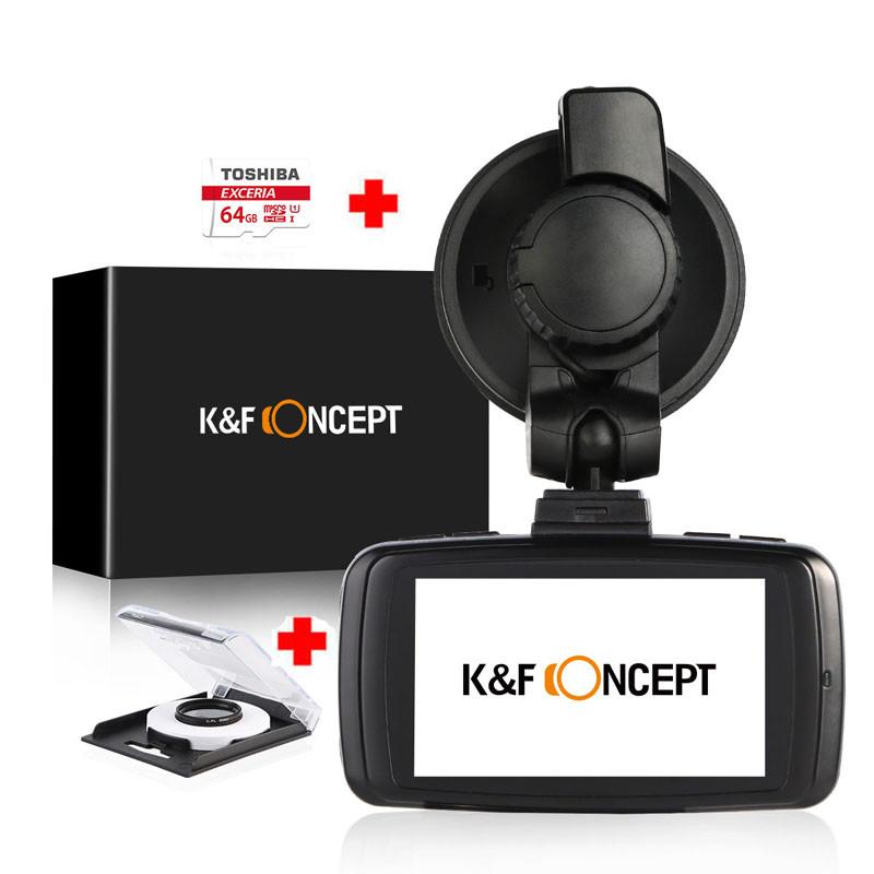 auto dvr kamera berwachung 2 7 zoll full hd 1296p kfz. Black Bedroom Furniture Sets. Home Design Ideas