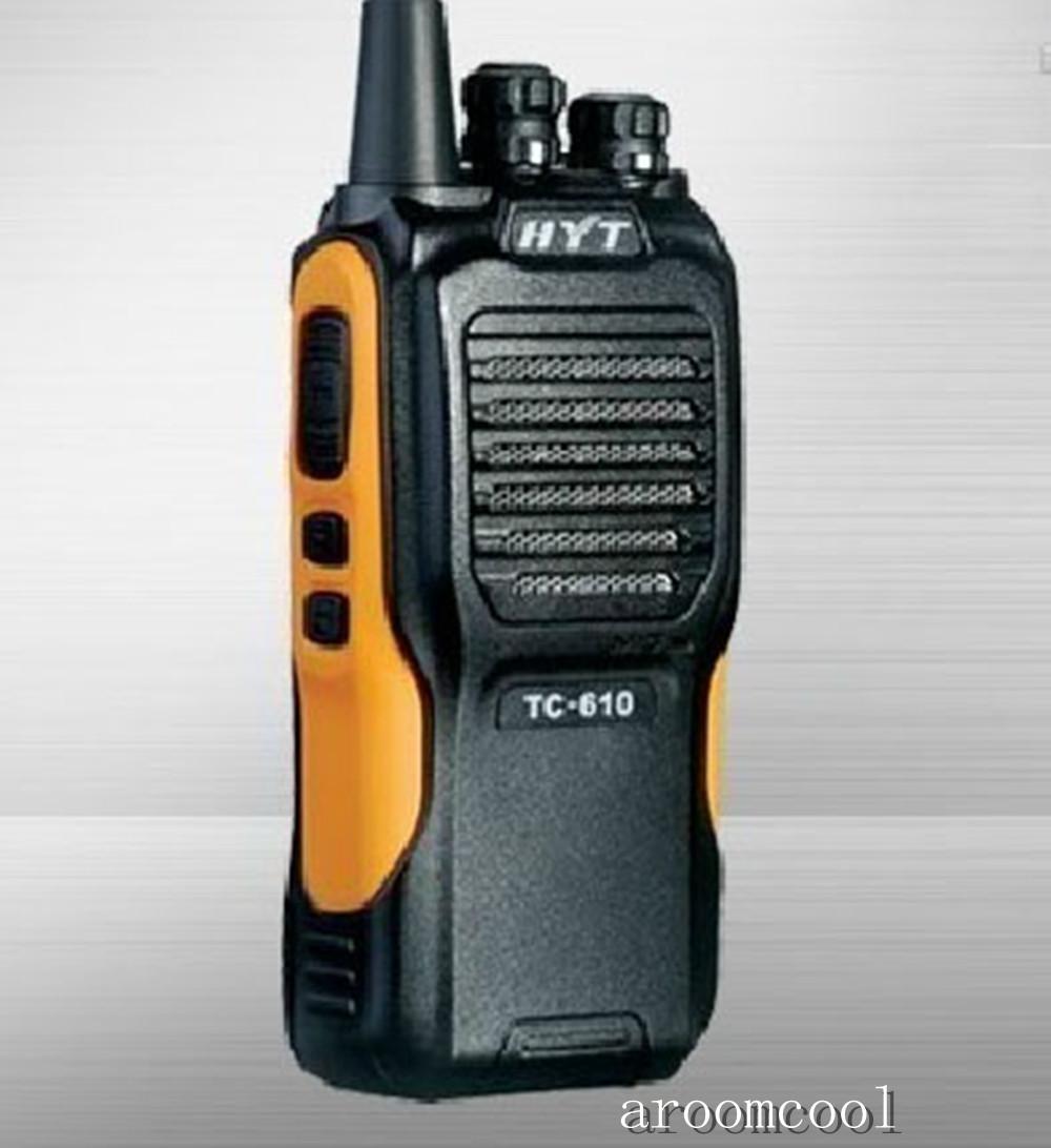 HYT TC-508 UHF 450.00 TO 470.00 MHz 5 WATT 16 Channel