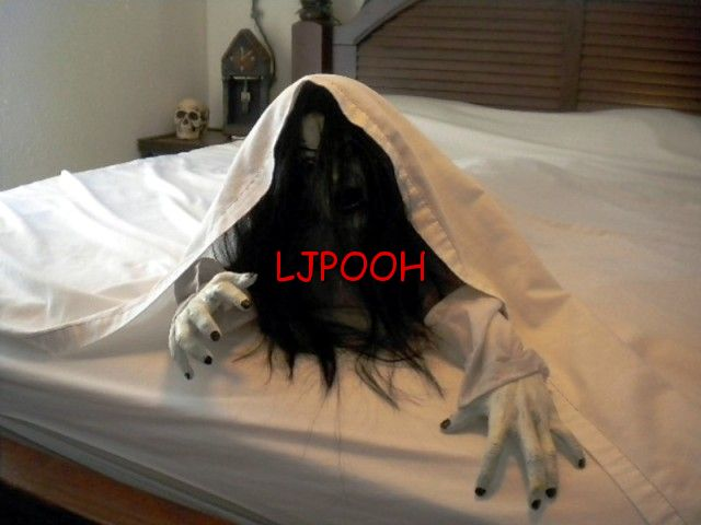 The Grudge Costume For Halloween