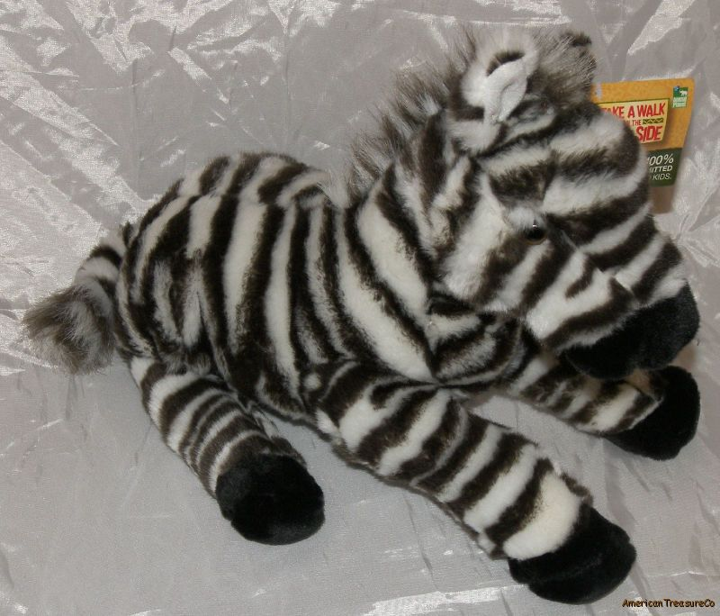 New With Tags DISCOVERY CHANNEL ANIMAL PLANET Plush Stuffed 14 BABY