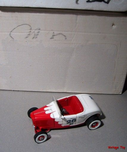 Franklin Mint   1932 Ford Highboy   124 Ultimate Hot Rod diecast