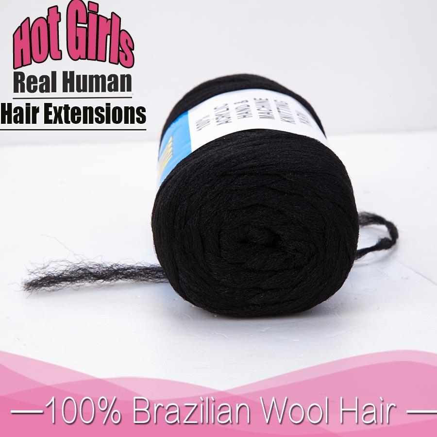 New Original Brazilian Wool Hair For African Hair Braidingsengalese