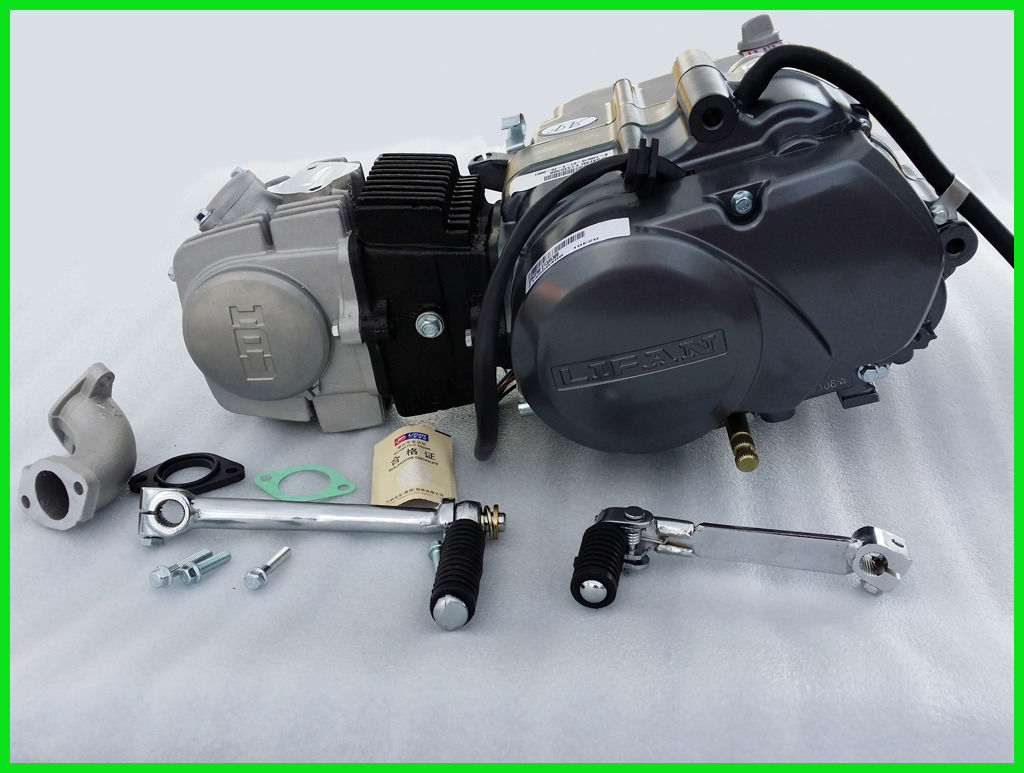 Lifan 125cc 4 Stroke Kick Start Motor Engine For Scooter Dirt Bike Crf50 Wiring Diagram Categories