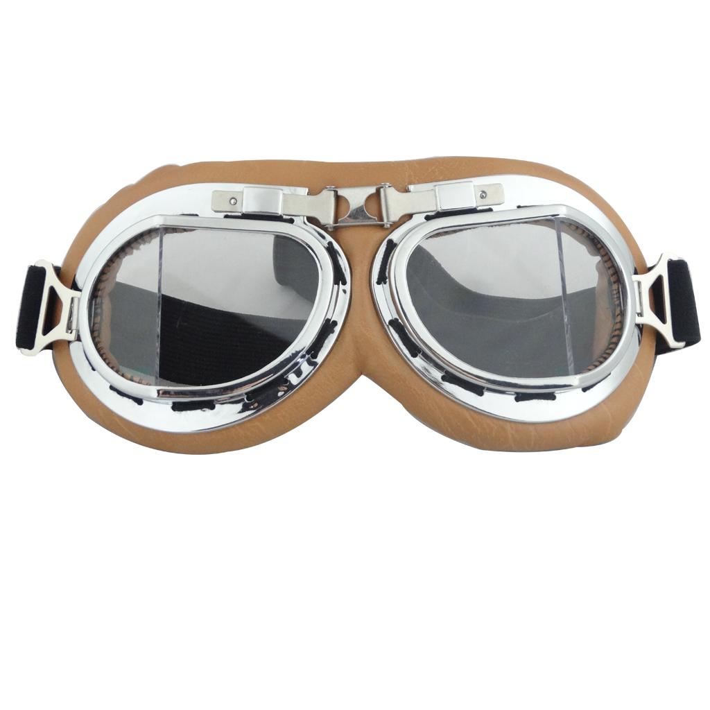 Motorcycle Helmet With Goggles | CINEMAS 93