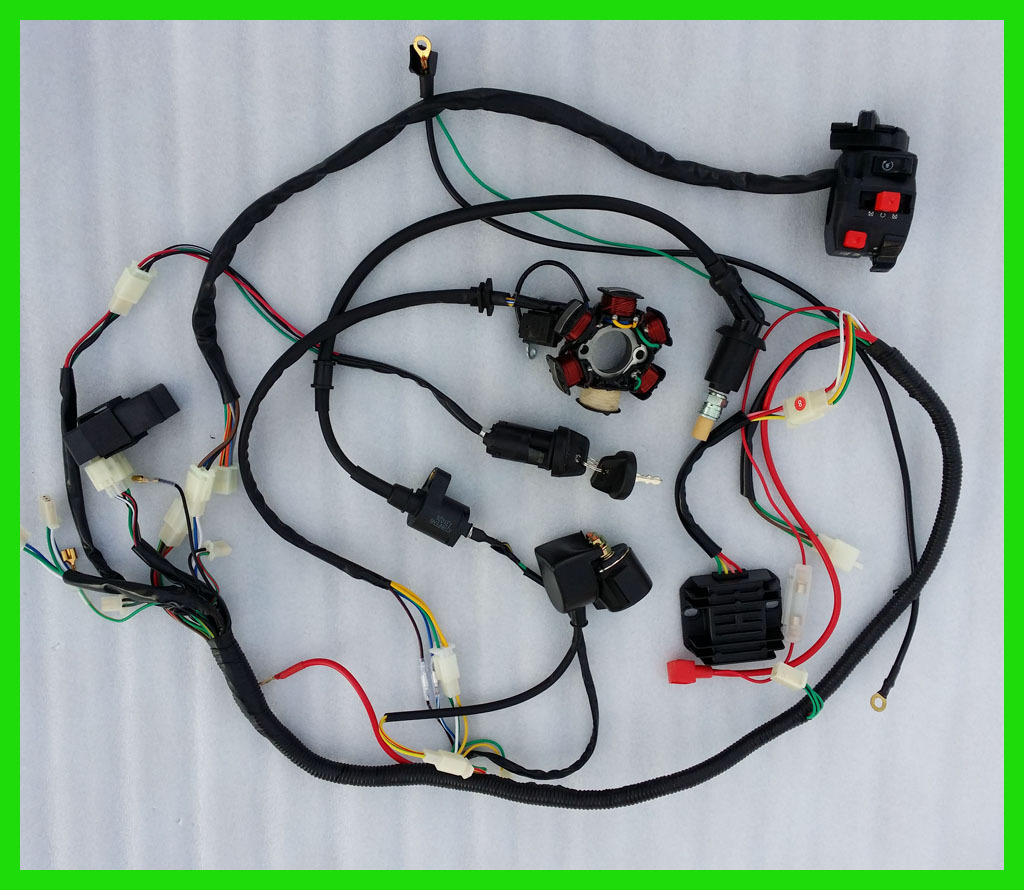 150cc Gy6 Wiring Diagram Magneto - WIRE Center •
