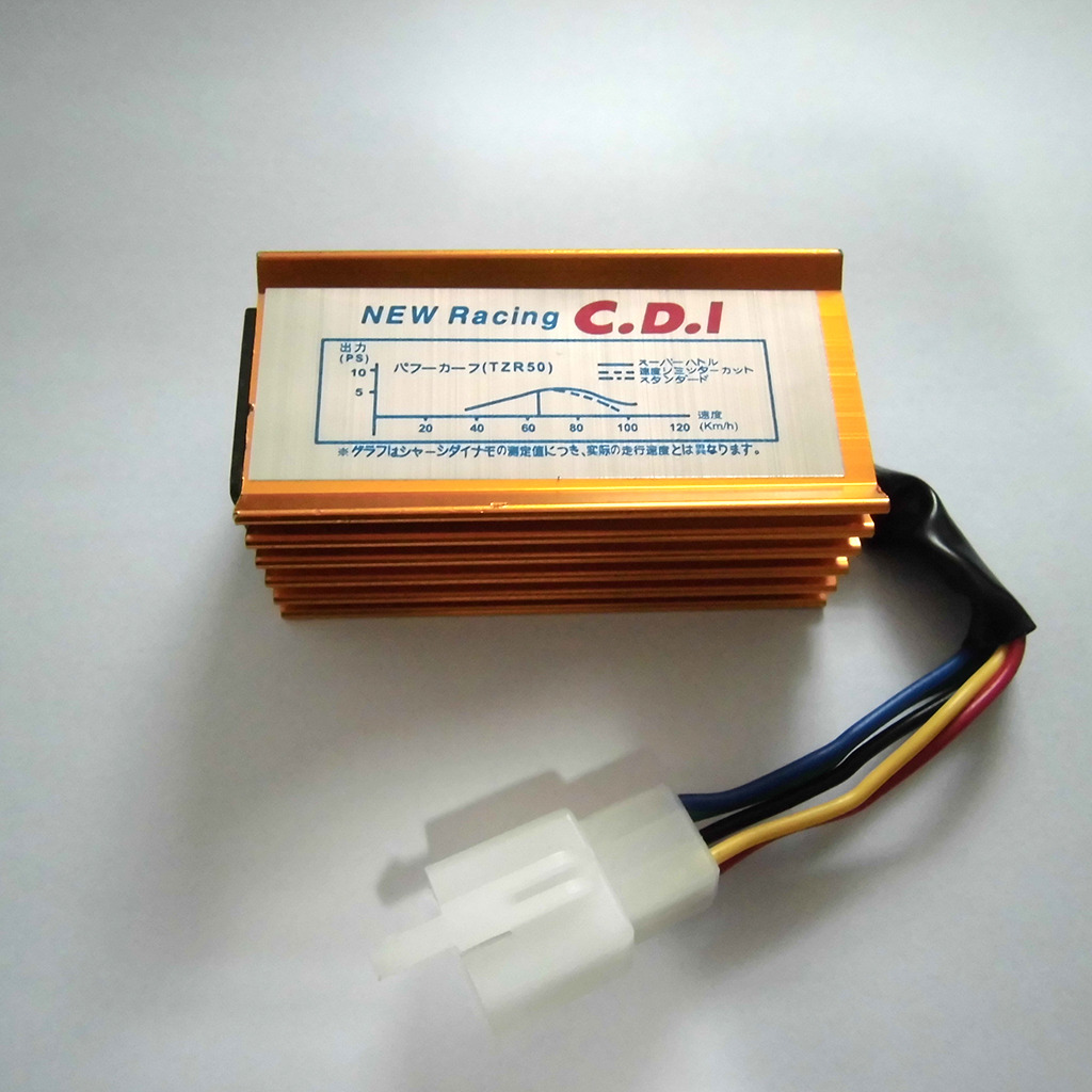 High Performance Racing Cdi Box 5 Wires For 50cc 150cc Atv Dirt Pit Scooter Wiring Bike Gokart Increase The Of Your With A Unit