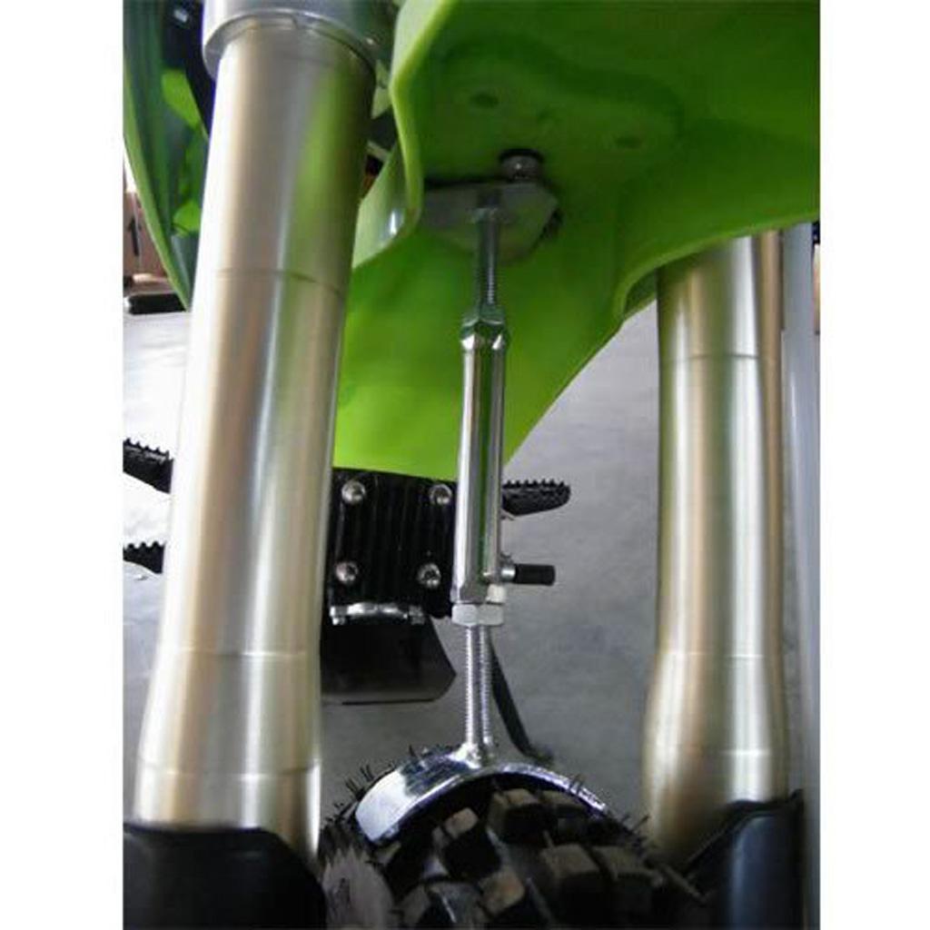 Tie Down Transport Fork Saver Support Adjustable Suspension Dirt
