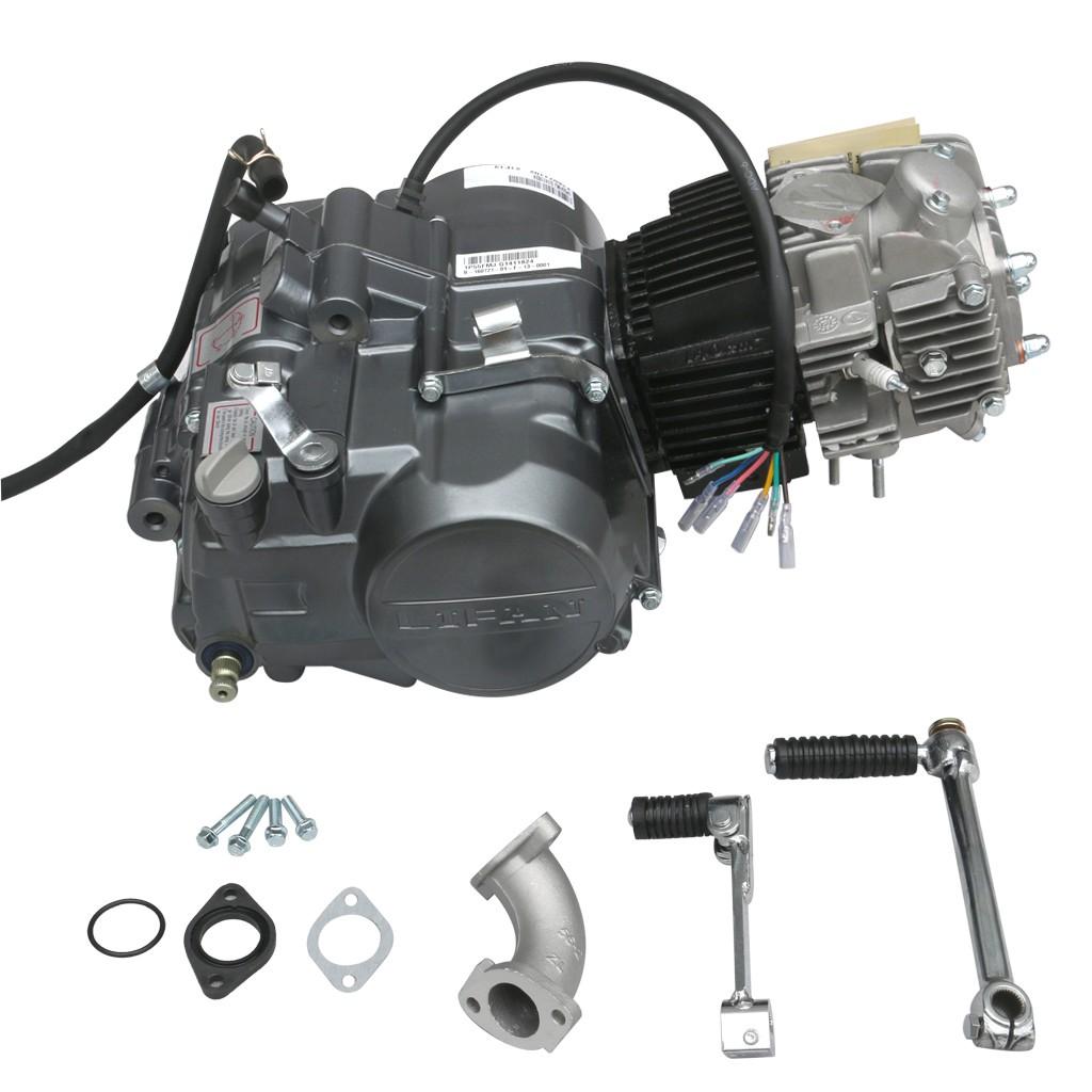 140CC LIFAN 4Stroke Engine Motor Kick Start For ATV QUAD DIRT PIT – Dirt Bike Kick Start Wiring Diagram
