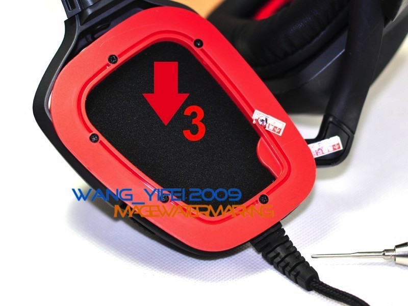 Details about Velour Ear Pads Cushion For Logitech G35 G930 G430 F540 G230 Gaming Headset