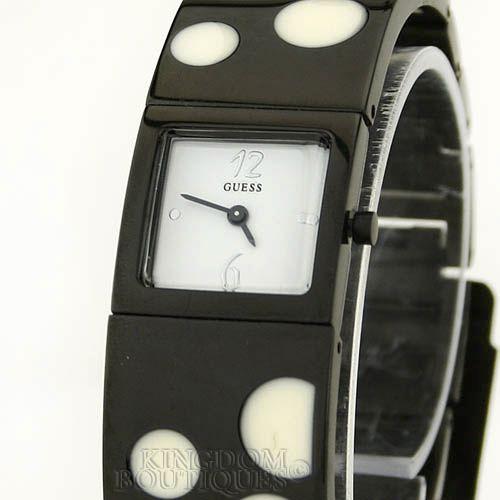 Watches, Parts & Accessories Jewelry & Watches Nouveau Premier Montre Guess Noir Femme Neuf W95000l1 élégance Fashion
