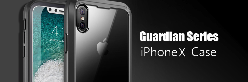 separation shoes 77034 4cba1 Details about For iPhone X iPhone Xs Full-Body Rugged Heavy Duty Case  Poetic Guardian Cover BU