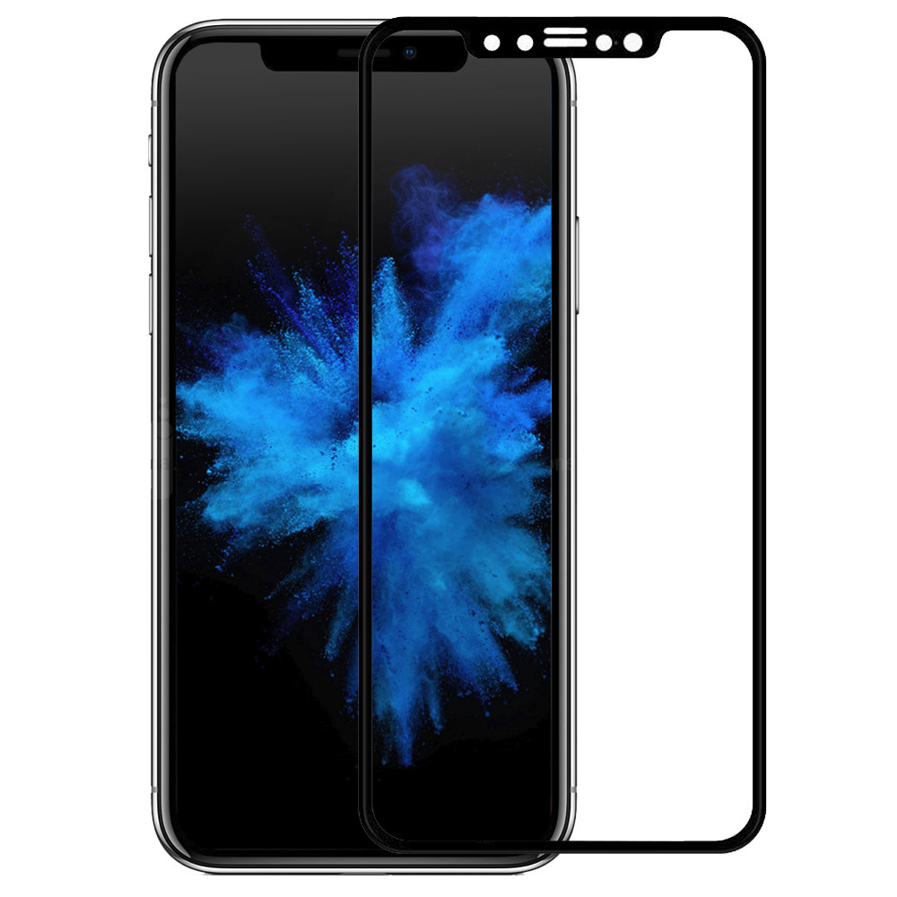 Poetic For Iphone Xs X Anti Fingerprint Tempered Glass 8 Plus Clear 3d Full Cover Premium Pro This Edge To Coverage 9h Hardness Screen Protector Is Designed Specifically The Apple