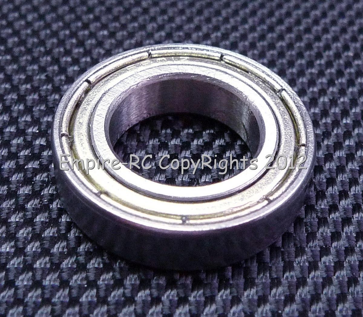 100 pcs 6801zz  12*21*5  12x21x5mm Metal Shielded Ball Bearing Bearings