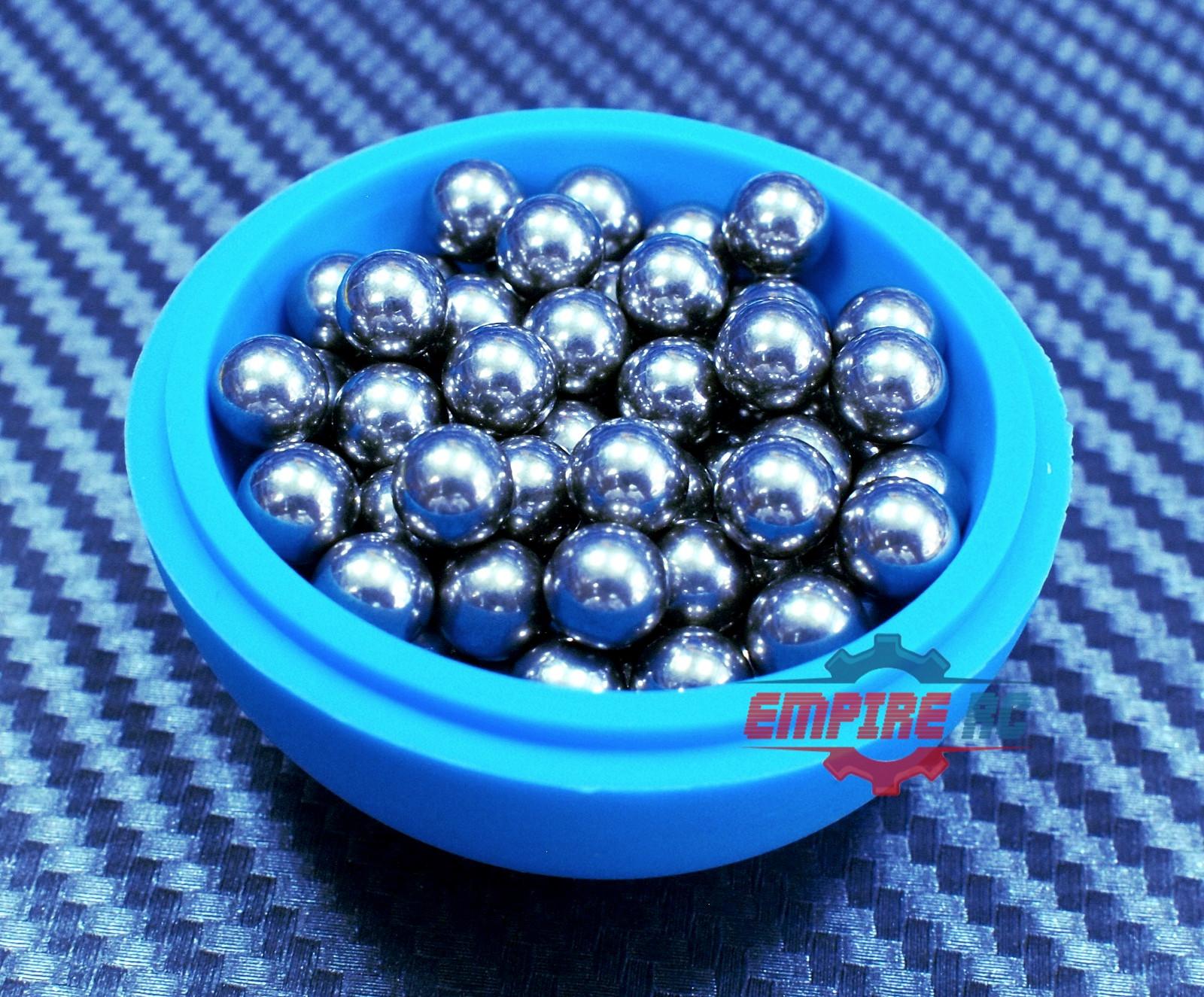 "100 pcs - 5//16/"" 0.3125/"" 7.938mm Loose Chrome Steel Bearing Ball Bearings"