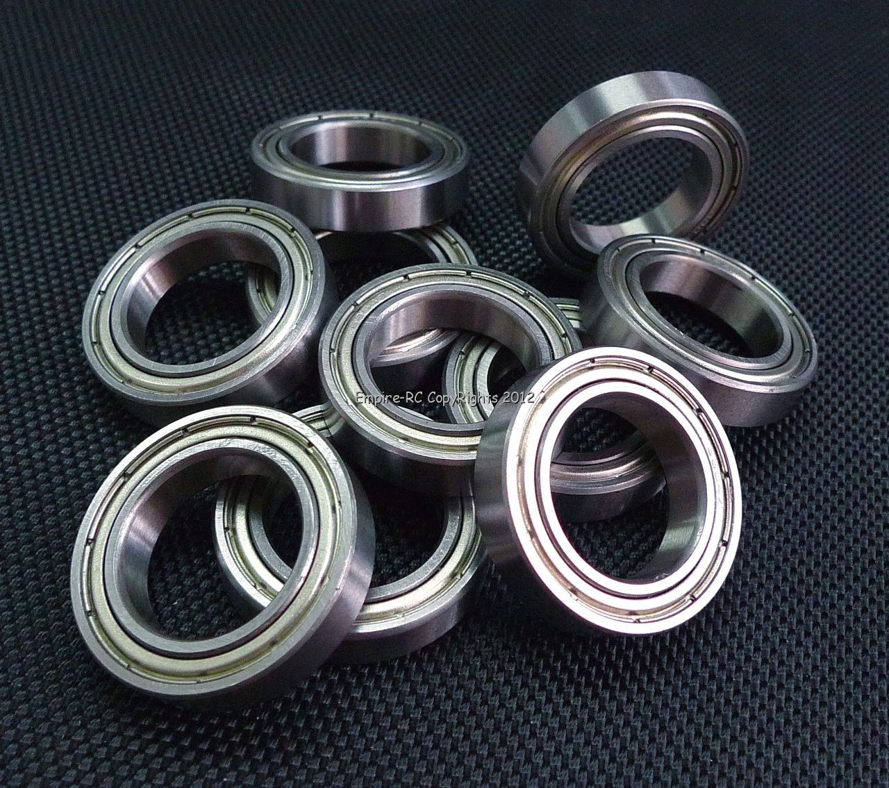 5 PCS 10x22x7 mm 62900zz Metal Shielded Ball Bearings Bearing 10*22*7 62900z