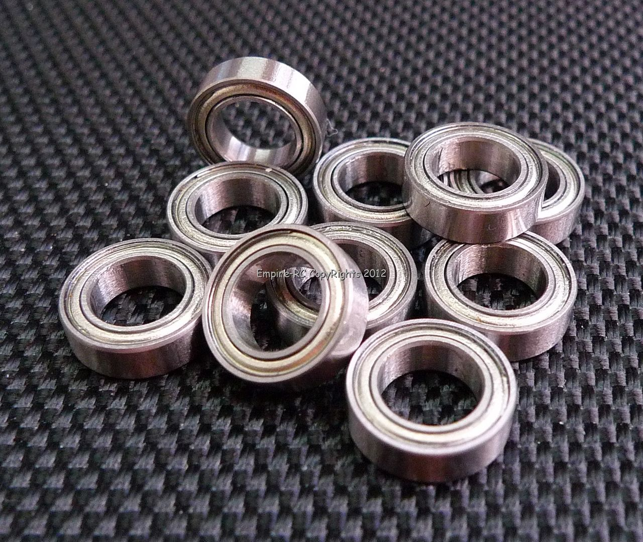 Electronic Components & Supplies 10pcs Mr105zz Miniature Ball Bearing Mr105z Mr105 5*10*4 Deep Groove Ball Bearing 5x10x4 Mm