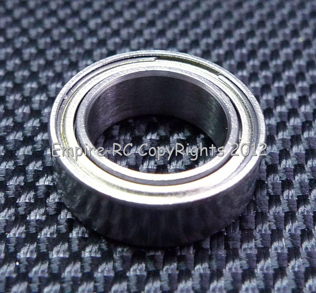 10 PCS Double Metal Shielded Ball Bearing Bearings MR149z MR149ZZ 9x14x4.5mm