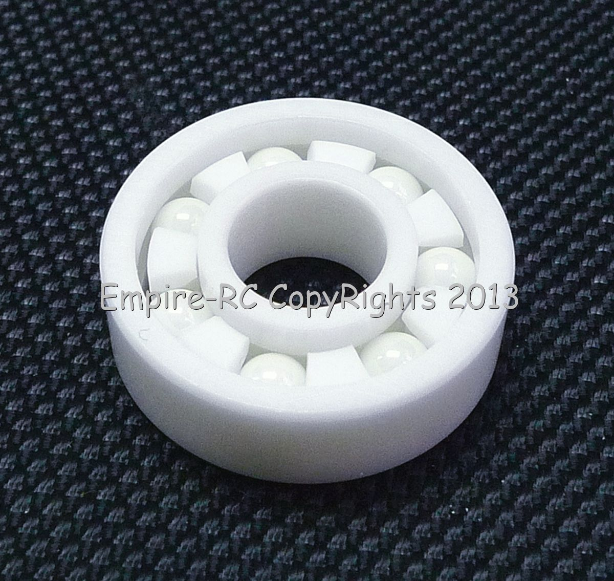 606 Full Ceramic Bearing ZrO2 Ball Bearing 6mmX17mmX6mm Zirconia Oxide