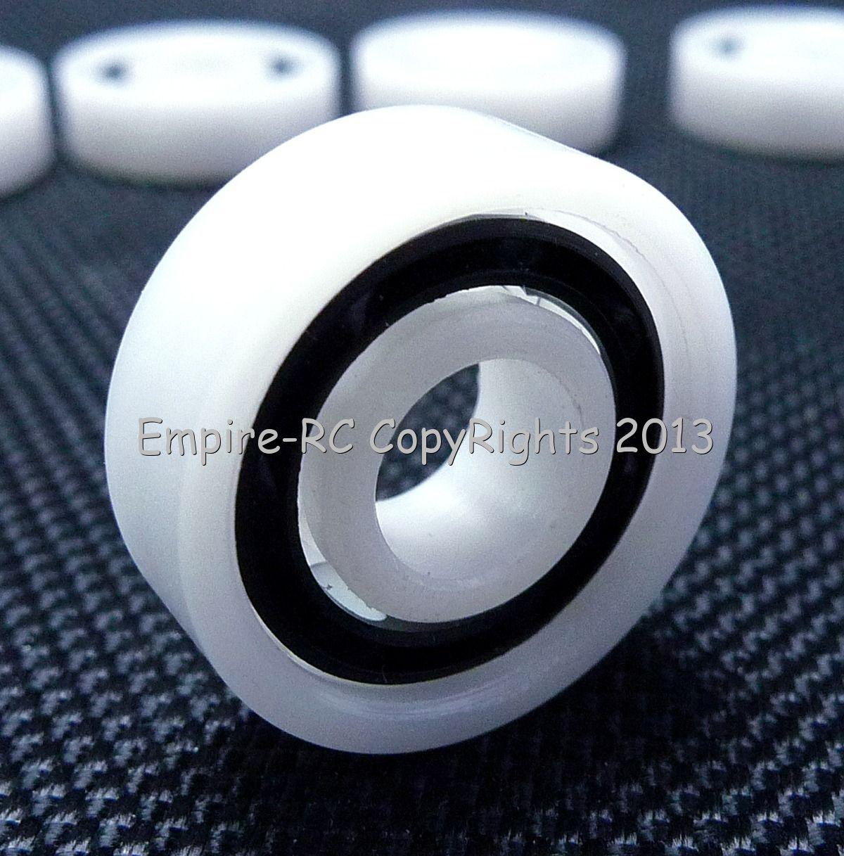 17x30x7 mm Nylon Plastic PRECISION Ball Bearing Bearings QTY 1 6903