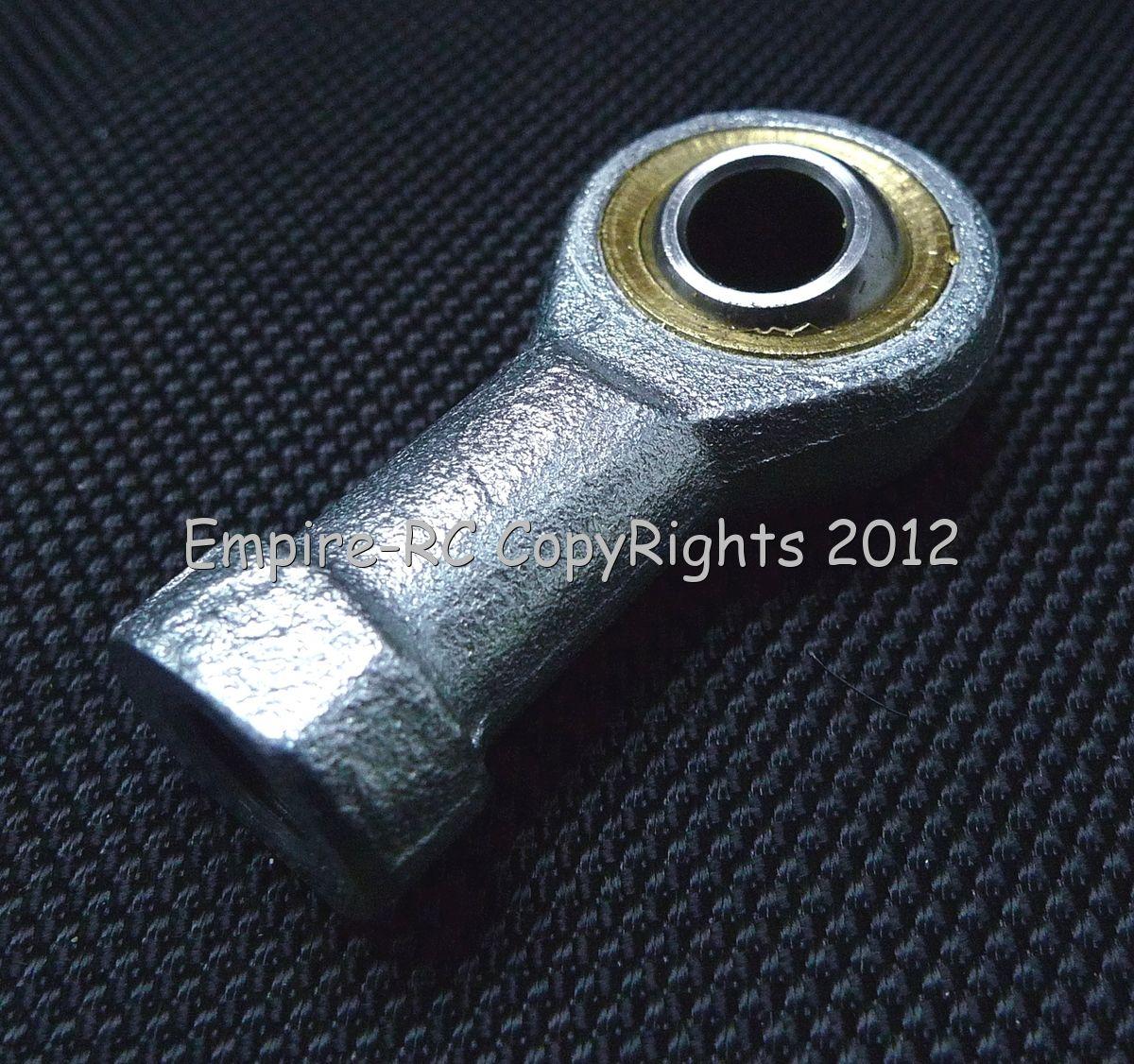 2pcs 6mm Internal screw rod end joint bearing  SI6T//K
