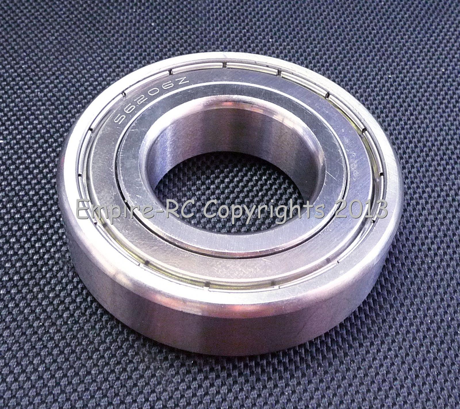 4 PCS 10x15x4mm S6700ZZ 440c Stainless Steel Ball Bearing 6700ZZ 10*15*4