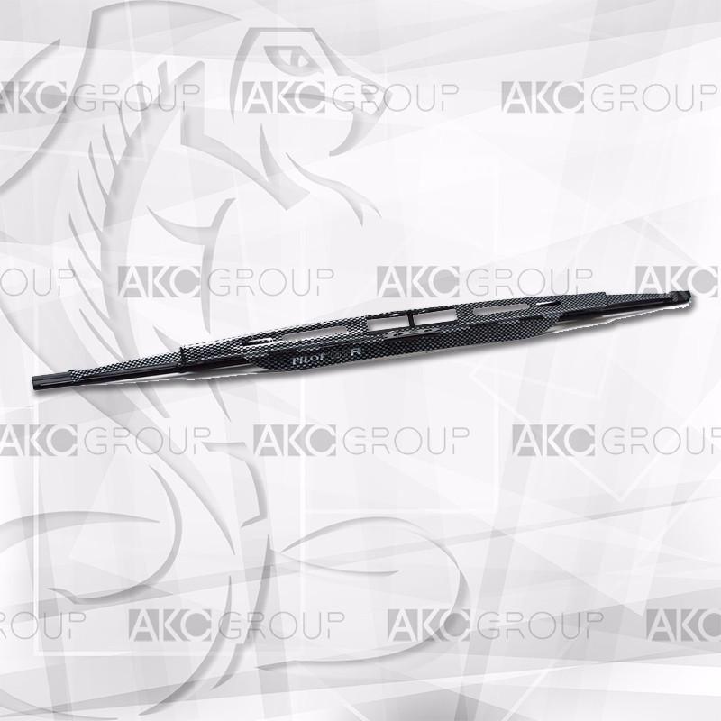 1 Pack Pilot Automotive WBG-24CF Black Carbon 24-Inch GTR Wiper Blade