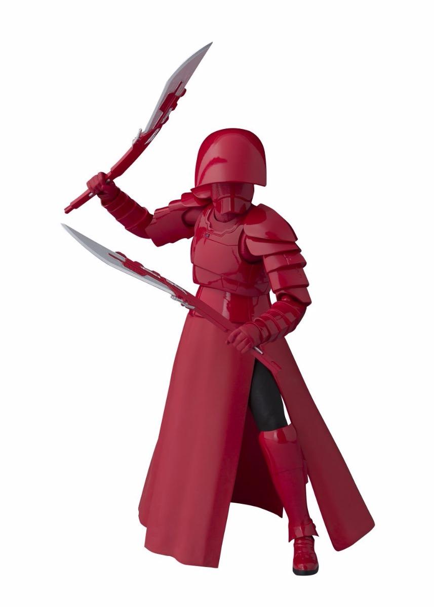 BANDAI S.H.Figuarts Star Wars Elite Praetorian Guard JAPAN IMPORT Heavy Blade