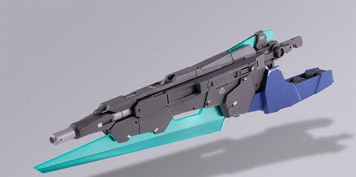 METAL BUILD Gundam 00 GN SWORD II BLASTER Figure Parts BANDAI NEW from Japan