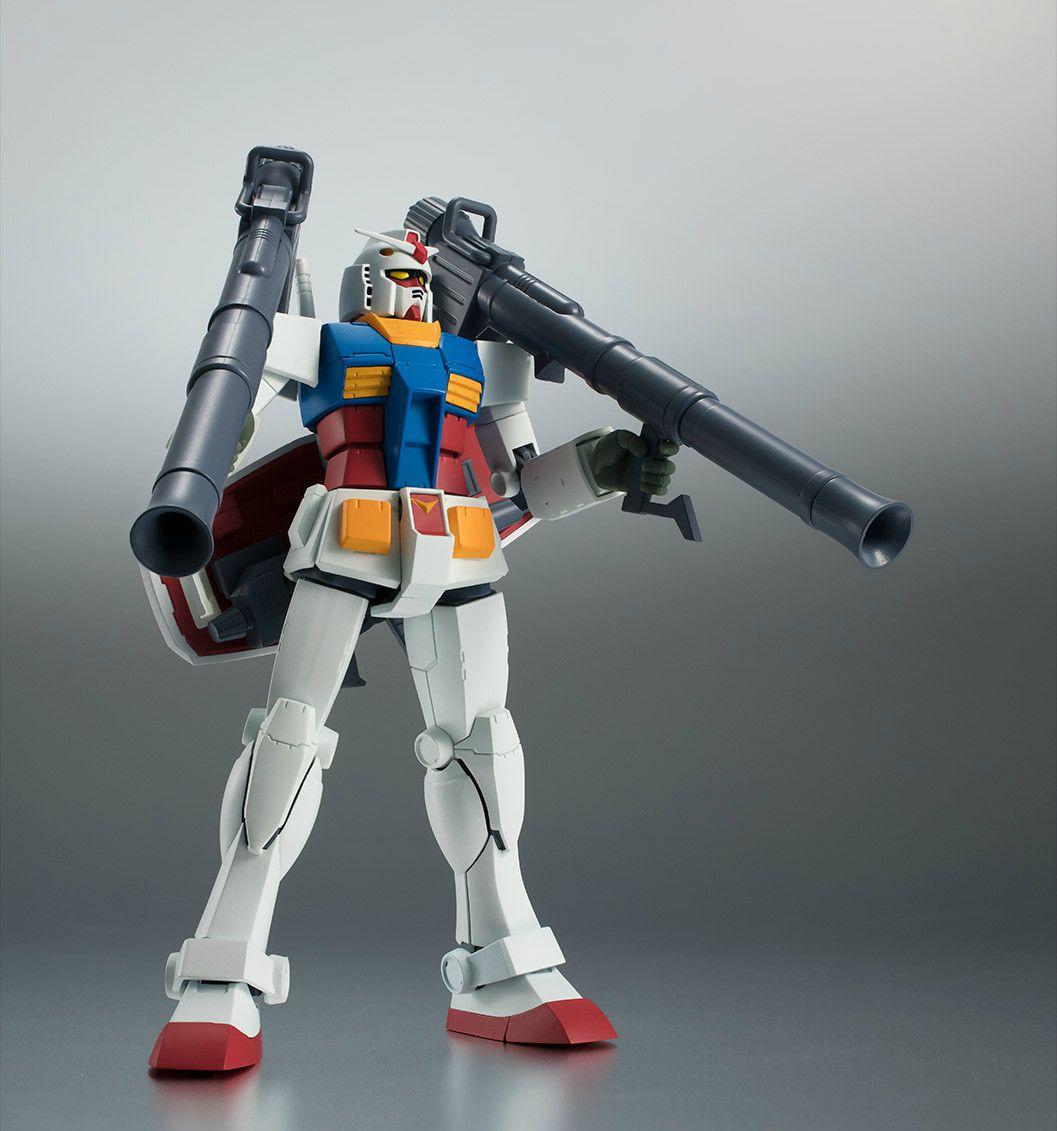 A.N.I.M.E ROBOT SPIRITS RX-78-2 GUNDAM ver Final Battle Specifications SIDE MS