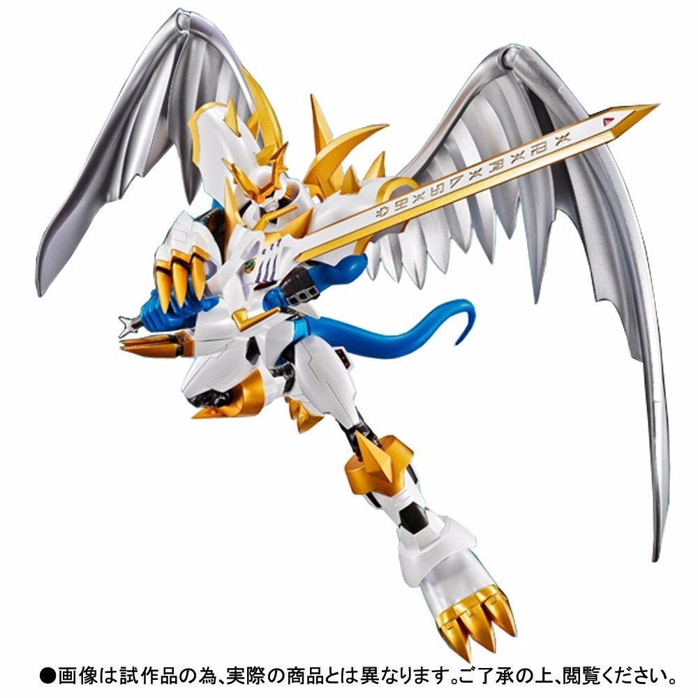 S.H.Figuarts Digimon Adventures IMPERIALDRAMON PALADIN ...