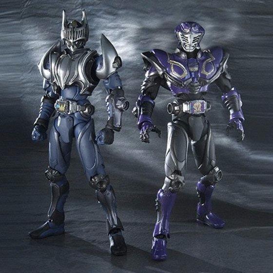 Vol 24 Masked Kamen Rider KNIGHT /& Ouja Action Figure BANDAI Japan NEW S.I.C