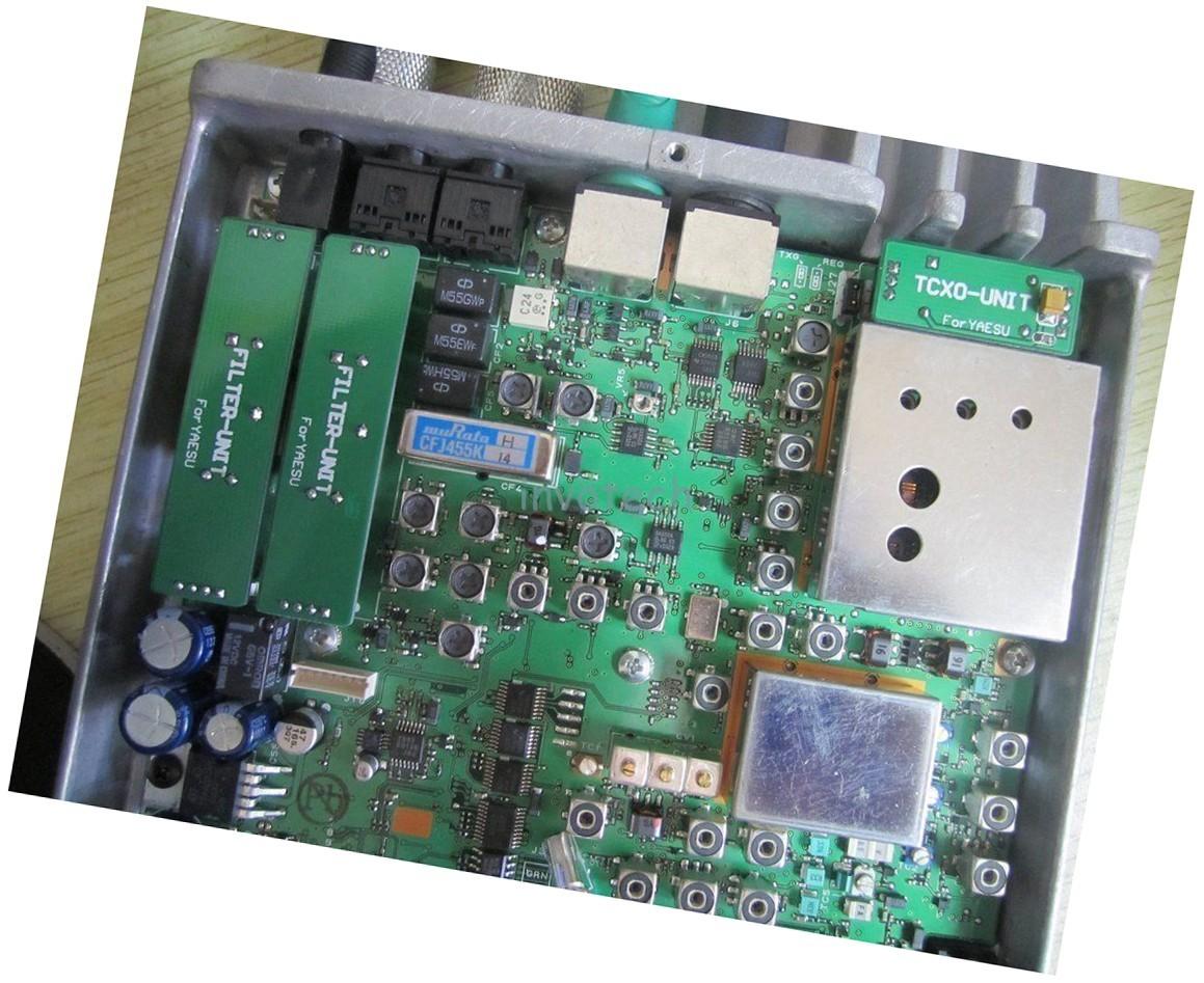 Compensated crystal components 22.625MHz FOR Yaesu FT-817 FT-817 FT-897 Elektronenröhren