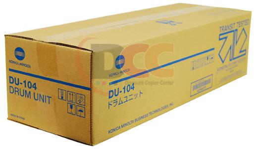 Genuine Konica Minolta DU-104 Drum Unit for Bizhub PRESS C6000 C7000