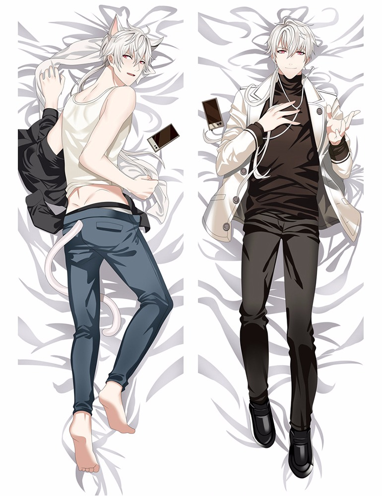 body case titan new anime male item dakimakura attack on cushion japan pillow