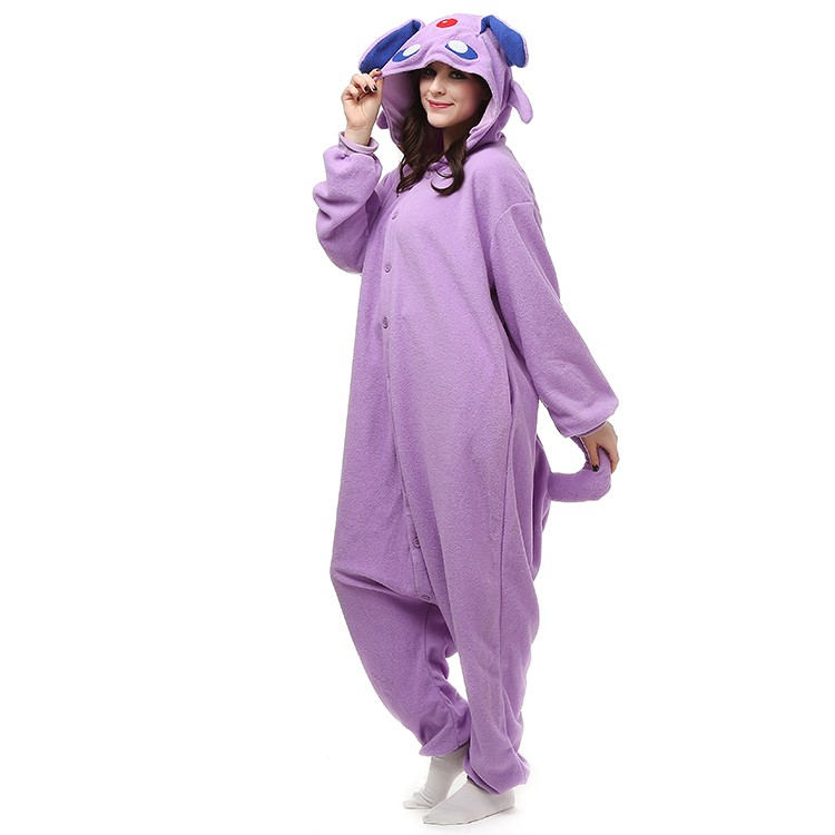 b51c047b0 Animal Cosplay Costumes   Anime Espeon Animal Cosplay Costume ...