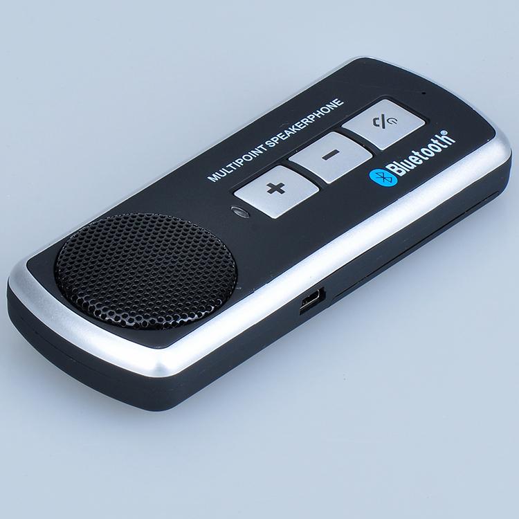 bluetooth freisprecheinrichtung lautsprecher multipoint auto mikrofone f r handy ebay. Black Bedroom Furniture Sets. Home Design Ideas