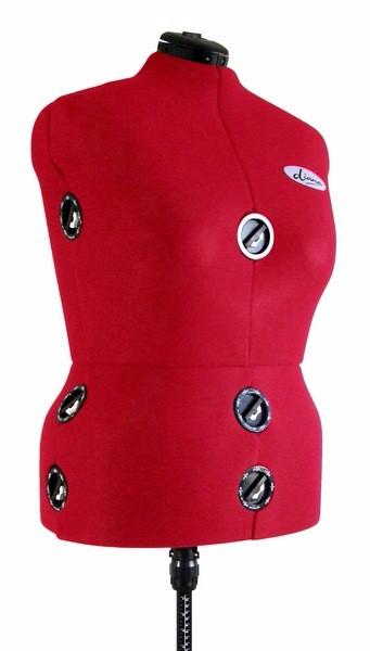 Plus Size Dress Form Adjustable Style Plus Dress