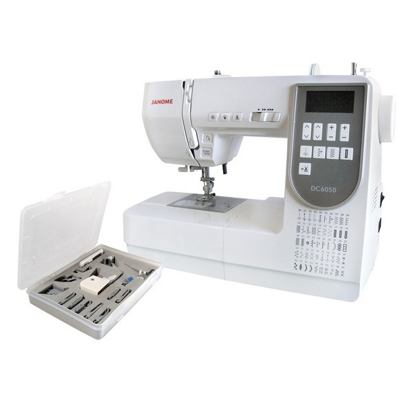 Janome DC400 Computerised Sewing Machine Walking Foot 40040 Inch Beauteous Loading A Sewing Machine