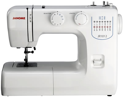 Janome JR40 Basic Mechanical Sewing Machine For Beginners Gorgeous Janome Sewing Machines Melbourne