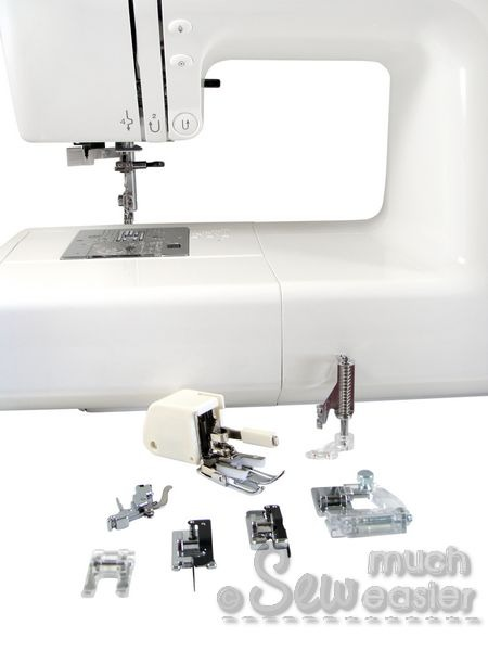 Sewing Machine Walking Foot Presser Quilters Feet Set