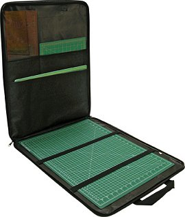 Sewing Machine Trolley Bag Case Rotary Cutter Mat Tote For