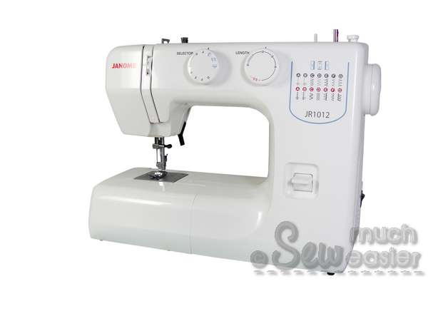 Janome JR40 Sewing Machine 40piece Presser Feet Set Simple Simple To Use Sewing Machine