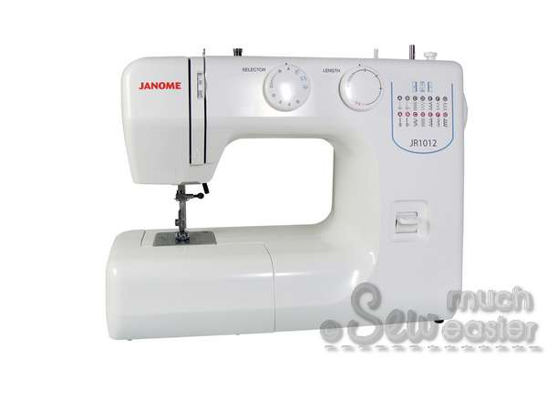 Janome JR40 Sewing Machine Cheap Price Beginners Machines Easy Sew Mesmerizing A Good Basic Sewing Machine