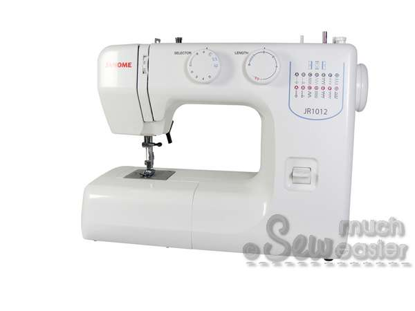 Janome JR40 Basic Mechanical Sewing Machine For Beginners Gorgeous Beginning Sewing Machine