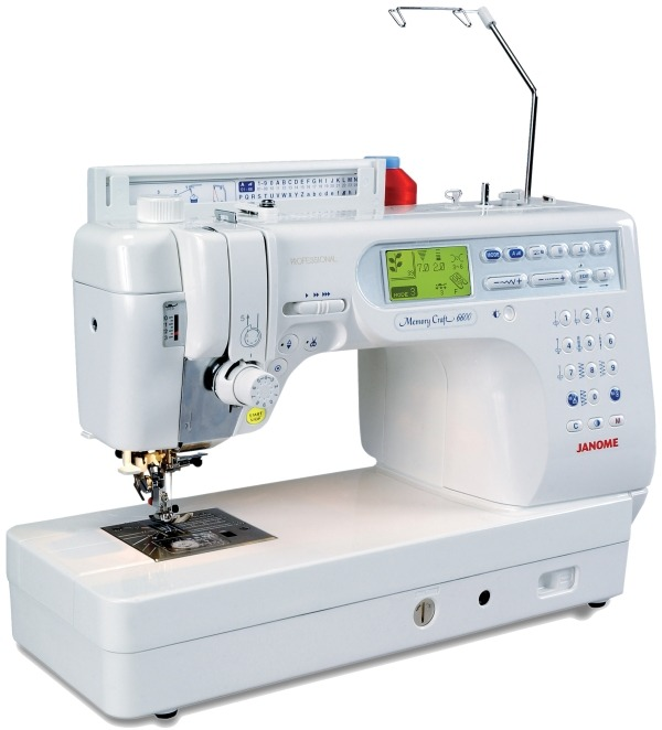 Janome MC40P SemiIndustrial Sewing Machine Memory Craft MC40 Simple All In One Sewing Machine