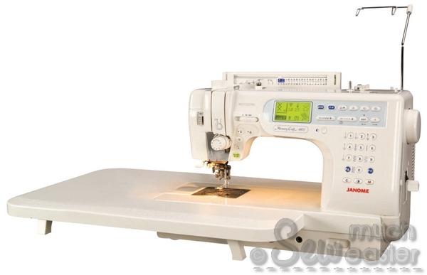 Janome Memory Craft MC40P Professional Sewing Machine Semi Gorgeous Janome Sewing Machine Prices