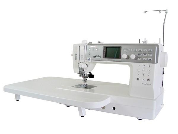 janome memory craft mc6700p professional sewing machine semi