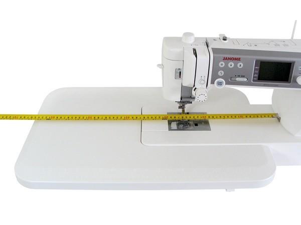 Janome Memory Craft MC40P Professional Sewing Machine Semi Unique Janome Sewing Machine Tables